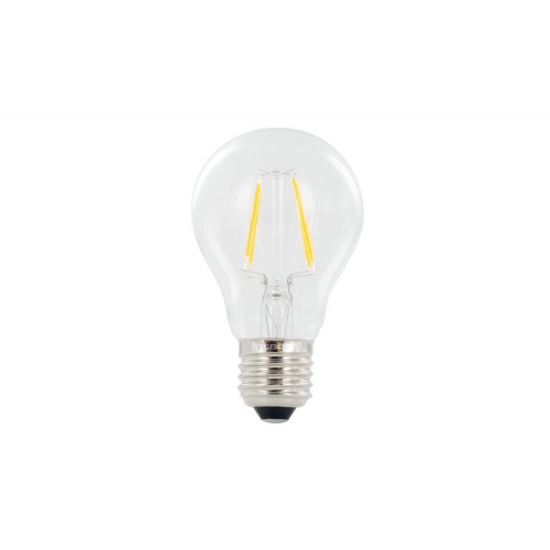 Classic Globe (GLS) Omni-Lamp 4.5W (50W) 2700K 630lm E27 Non-Dimmable 300 deg Beam Angle