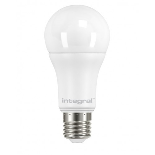 Classic Globe (GLS) 12W (75W) 5000K 1200lm E27 Non-Dimmable Frosted Lamp