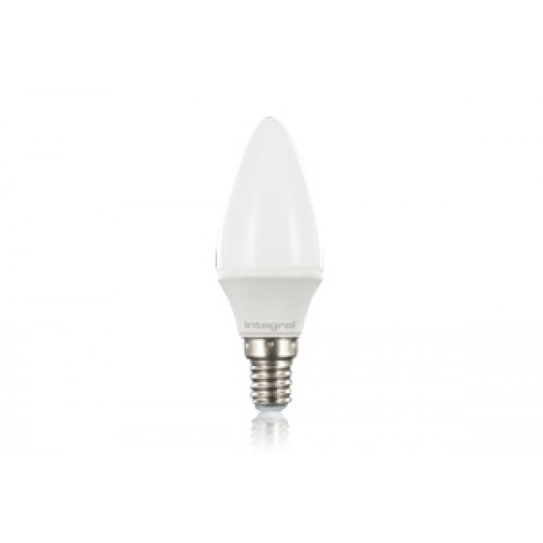 Candle 3.5W (25W) 2700K 250lm E14 Non-Dimmable Frosted Lamp