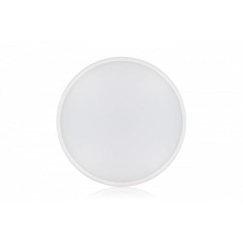 Slimline Ceiling and Wall Light 12W 4000K 1056lm Non-Dimmable with Integrated 3hr Emergency and Microwave Sensor Function