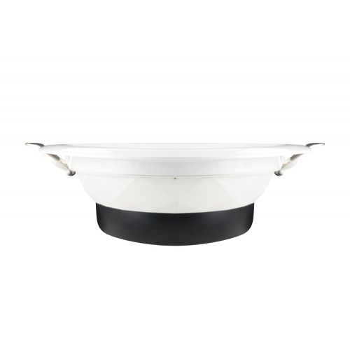 Downlight 13.5W (36W) 5000K 1350lm 200mm cut-out Non-Dimmable with integrated driver Matt white finish