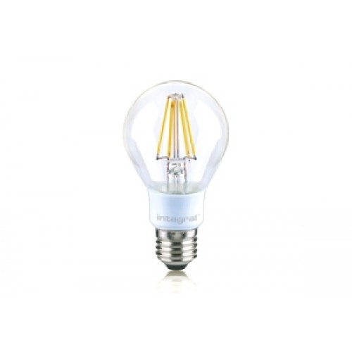 Classic Globe (GLS) Omni-Lamp 4.5W (40W) 2700K 470lm E27 Dimmable 330 deg Beam Angle