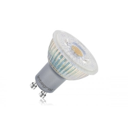 GU10 Glass PAR16 3.6W (35W) 2700K Warm Light 260lm Non-Dimmable Lamp 36° beam angle