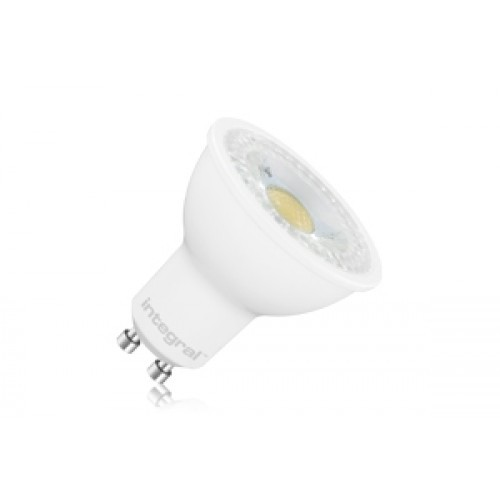 GU10 Classic PAR16 5W (50W) 4000K White Light 400lm Non-Dimmable Lamp 36° beam angle