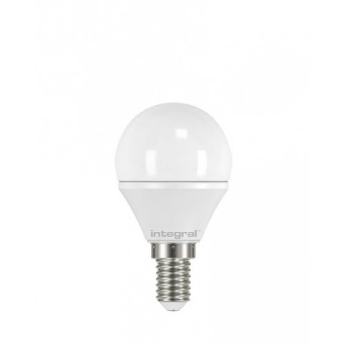 Mini Globe 3.5W (25W) 2700K 250lm E14 Non-Dimmable Frosted Lamp