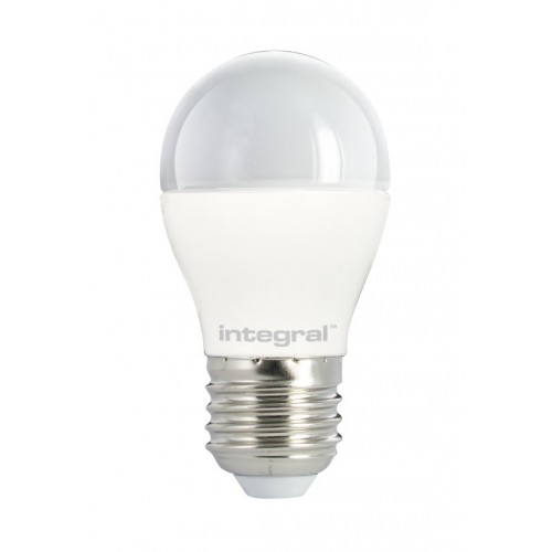Mini Globe 6.0W (40W) 2700K 470lm E27 Non-Dimmable Frosted Lamp
