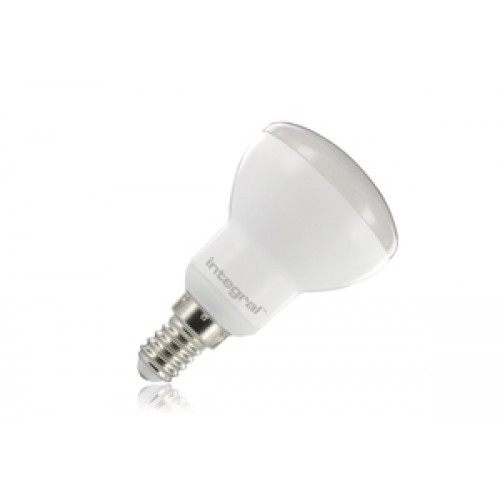 R50 Reflector 6W (40W) 3000K 440lm E14 Non-Dimmable Lamp 110° beam angle