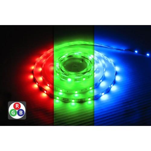 RGB Strip IP67 5m x 12mm Colour Changing 7.2W per metre