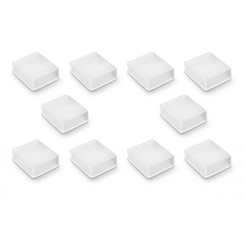 IP67 Sealed End Caps (10 pcs) for RGB Strip