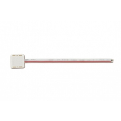 LED Strip IP33 Connectors (5 pcs) - Connector and wire for Integral-LED 10mm width 24V strips (2835 SMD)